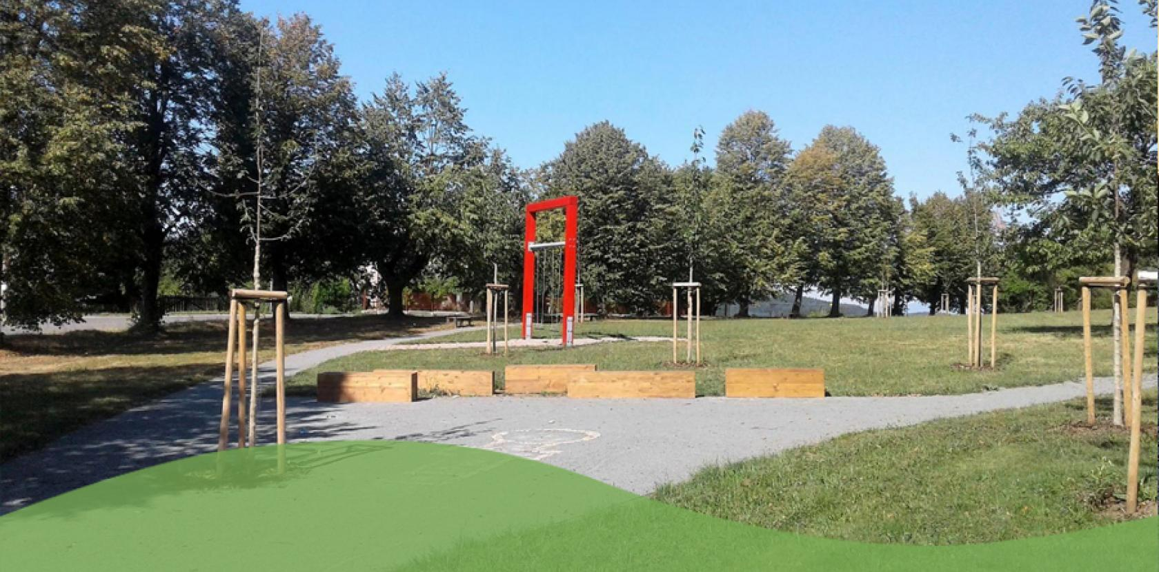 Parkové úpravy, úpravy parků